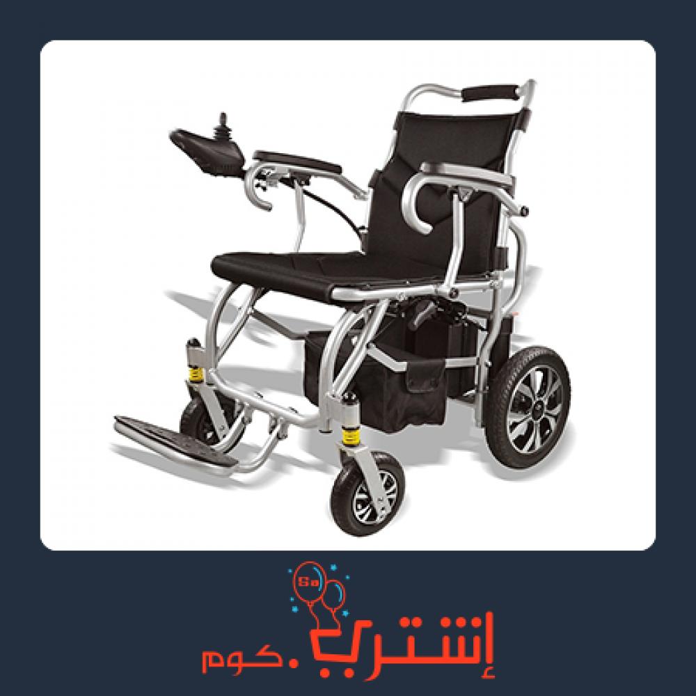 كرسي متحرك كهربائي مطور