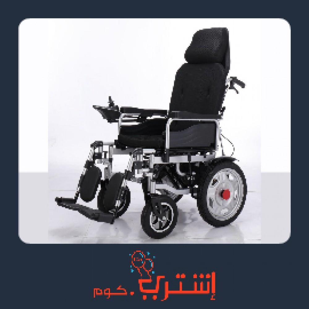 الكرسي المتحرك الكهربائي المتمدد