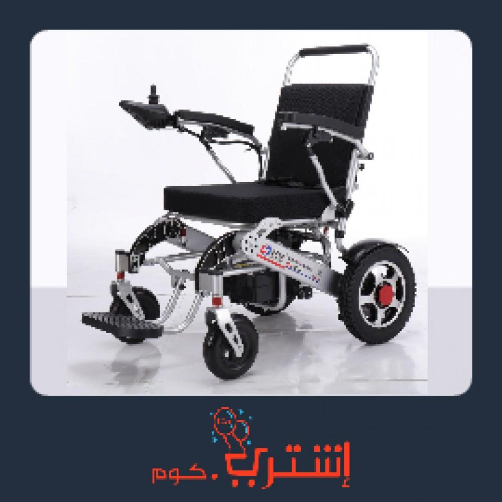 الكرسي المتحرك الكهربائي المطور